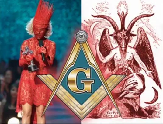 Lambang Illuminati/Freemason di Televisi Indonesia