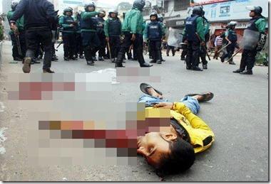 kekejaman junta militer burma membantai muslim