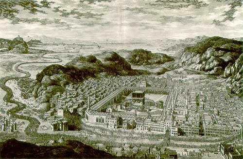 Mekkah 1850