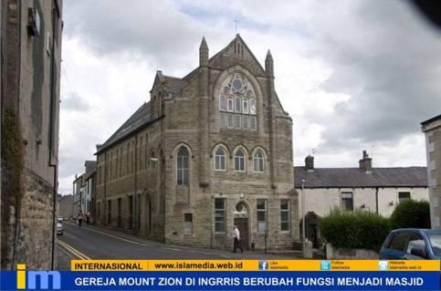 gereja menjadi masjid