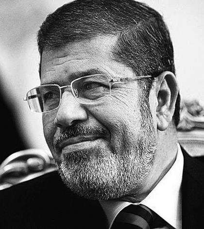 presiden mesir muhammad moursi