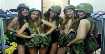tentara wanita israel