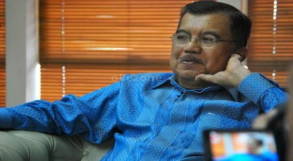 Jusuf Kalla katakan Belum Ada Bukti Jokowi Sukses